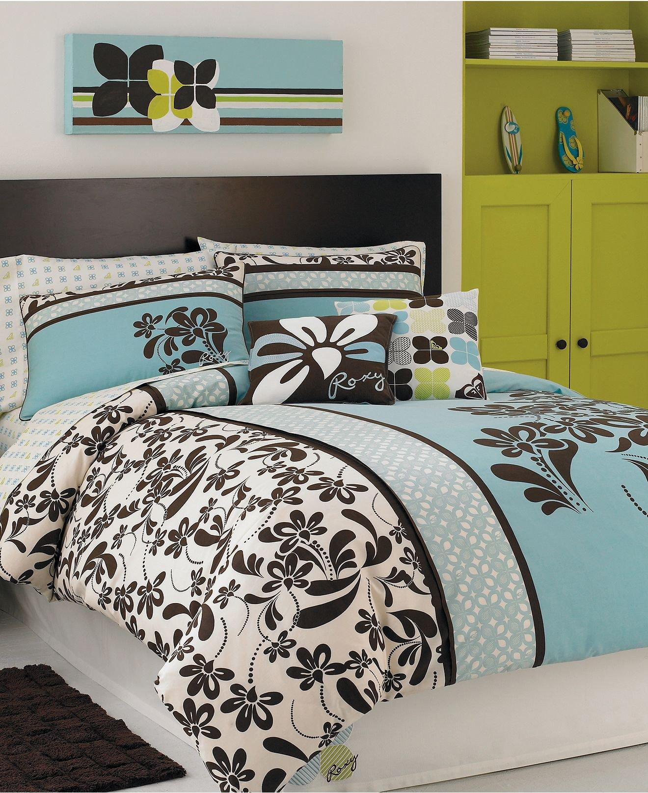 Roxy Bedding Julia Comforter Sets Dorm From Macys Dorm