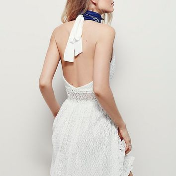 Free People So Sweetly Mini Dress