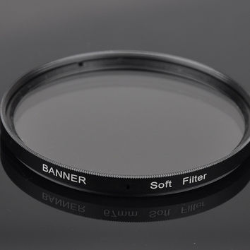 DSLR Lens Filters for Digital Cameras With Various Sizes 37mm to 77mm Options-Size 58mm