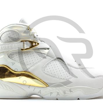 AIR JORDAN RETRO 8 C&C - CHAMPAGNE