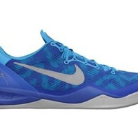 Nike Mens Kobe 8 System Blue Grey 555035-400 14