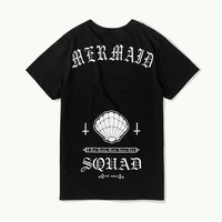 Mermaid Squad Tee