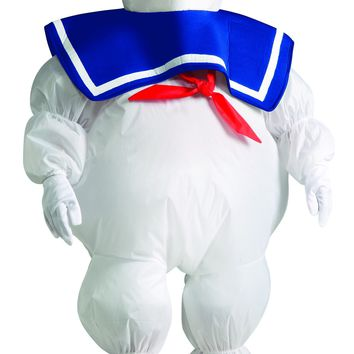 Rubies Ghostbusters Childs Inflatable Stay Puft Marshmallow Man Costume