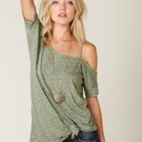 Shop Off the Shoulder Tops at Free People Clothing Boutique