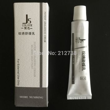 Free Shipping Eyebrow painless Cream Permanent makeup pigment Tattoo ink for lip or eyebrow permanent makeup beauty