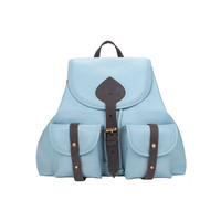 Baby Blue Backpack from Hallomall