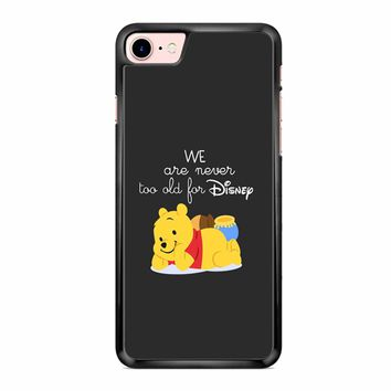 Winnie The Pooh 2 iPhone 7 Case
