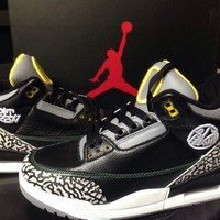 Air Jordan 3 III Retro Black