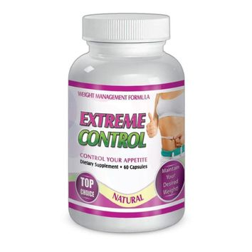 Extreme Control Weight loss Diet Control Your Appetite 30 day supply