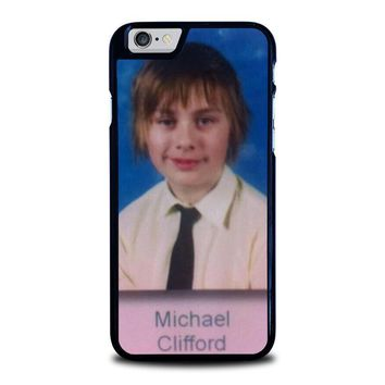 5sos michael clifford iphone 6 6s case cover  number 1