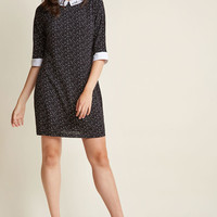 Sugarhill Boutique Bliss Upon a Star Shift Dress
