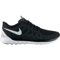 Nike Women's Free 5.0 Running Shoe - Black/White | DICK'S Sporting Goods