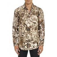 Sport Shirts for Men: Durante Long Sleeve Button Down Sport Shirt - Limited Edition