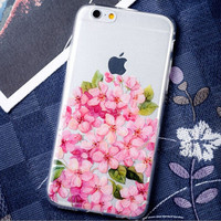 Beautiful Cherry Blossoms iPhone 6 6s Plus Case Samsung Gift
