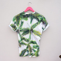 Palm Tee by Mr Gugu & Miss Go