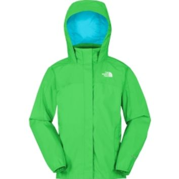 The North Face Girls' Resolve Rain Jacket