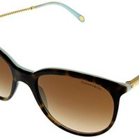 Tiffany Sunglasses Women TF 4087-B 8134/3B Rectangular