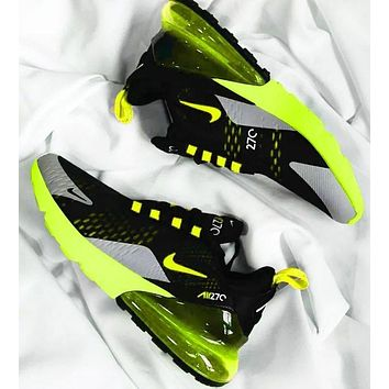 Nike AIR MAX Fashion New Women Men Running Contrast Color Shoes