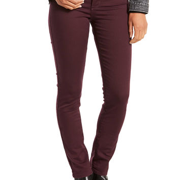 Levi's® 311 Shaping Skinny Sateen Jeans Soft Malbec