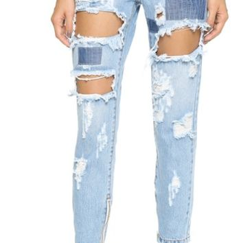 Hustler Freebirds Jeans