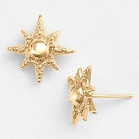 Women's Anzie 'Aztec' Starburst Stud Earrings