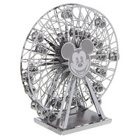 Disney Parks Mickey's Fun Wheel Metal Model Kit 3D New
