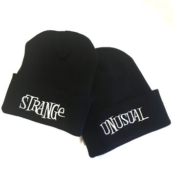 Strange & Unusual Beanie Bundle