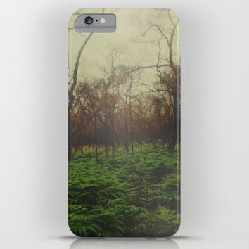 Misty Woods iPhone & iPod Case by Moonshine Paradise | Society6