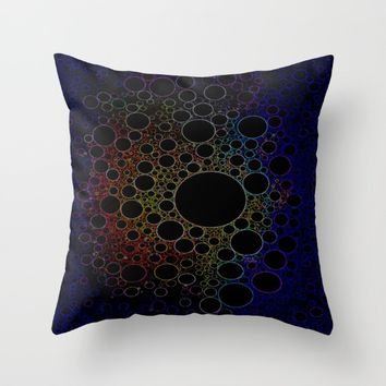 :: Radioactive :: Throw Pillow by :: GaleStorm Artworks ::
