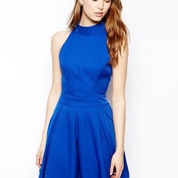 Ginger Fizz Heavens High Skater Dress