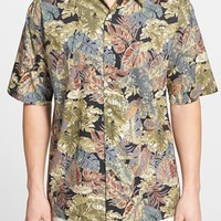 Men's Tori Richard 'Floratage' Regular Fit Short Sleeve Sport Shirt