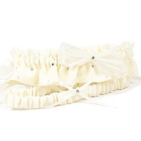 Cathy's Concepts 'Candlelight' Adjustable Wedding Garter