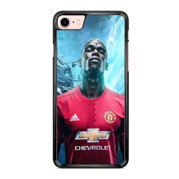 Paul Pogba Manchester United iPhone 7 Case