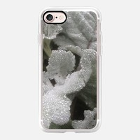 Casetify iPhone 7 Classic Grip Case - Leaves in the rain by littlesilversparks #iPhone 7