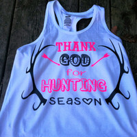 Thank God for Hunting Season Tank