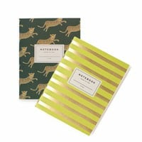 Safari Pocket Notebooks by RIFLE PAPER Co. | Made in USA