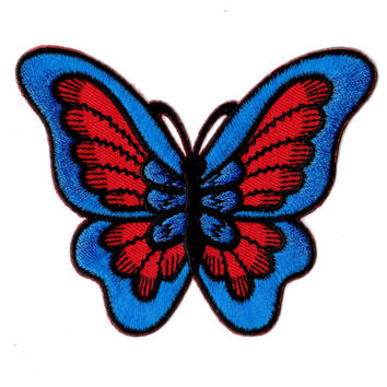 Butterfly Patches