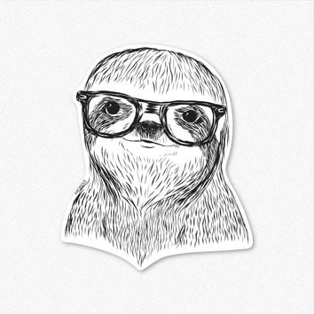 Sidney the Sloth - Decal Sticker