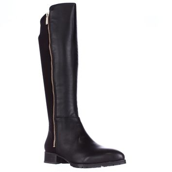 Nine West Legretto Knee-High Boots, Dark Brown, 8.5 US