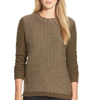 Women's Barbour 'Fell' Pullover Sweater,