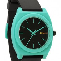 Nixon Time Teller P - Black/Teal
