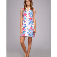 Lilly Pulitzer Janice Shift Dress Resort White She She Shells - Zappos.com Free Shipping BOTH Ways