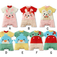 Kids Boys Girls Baby Clothing Toddler Bodysuits Products For Children = 4451406788