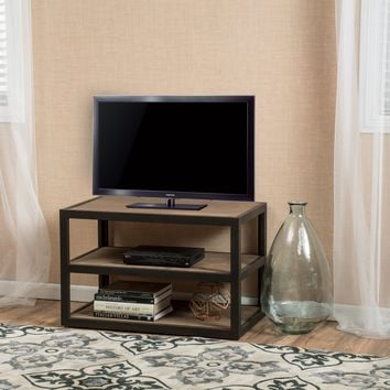 Lundin 3-Shelf Industrial Media Console