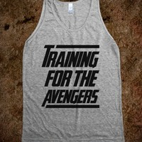 Training for the Avengers
