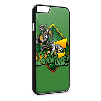 mighty morphin power rangers dragonzord for iPhone 6 Plus Case