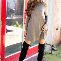 By A Thread Sweater Dress