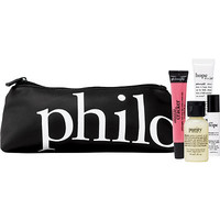 FREE 5 Pc gift set w/any $50 Philosophy skincare, foundation or fragrance purchase