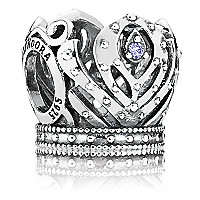 Anna Crown Charm by PANDORA