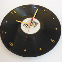 EMINEM Vinyl Record Wall Clock (Marshall Mathers I)